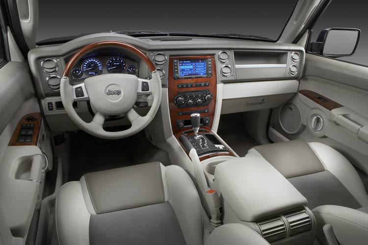 Jeep commander for Jeep commander interior